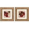 <strong>Propac Images</strong> Fall Calling 2 Piece Framed Graphic Art Set