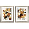 <strong>Propac Images</strong> Organic Study 2 Piece Framed Graphic Art Set