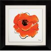 Propac Images Poppy Trio III Framed Graphic Art