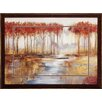 Propac Images Gracious Landscape Framed Painting Print