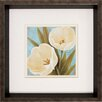 Propac Images Morning Tulips 2 Piece Framed Graphic Art Set