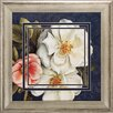 Propac Images Floral 2 Piece Framed Graphic Art Set