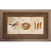 <strong>Nesting 2 Piece Framed Graphic Art Set</strong> by Propac Images