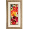 <strong>Propac Images</strong> Spring Calling 2 Piece Framed Painting Print Set