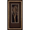 Propac Images Dark Forest 2 Piece Framed Graphic Art Set