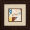 Propac Images Momentum Square 2 Piece Framed Painting Print Set
