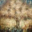 <strong>Whispering Tree Painting Print on Canvas</strong> by Propac Images