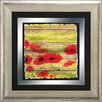 Propac Images Poppies 2 Piece Framed Wall Art Set in Red