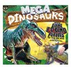 Mega 3D Puzzle Play Dinosaurs Kit