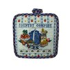 <strong>Textiles Plus Inc.</strong> Printed Country Comfort Pot Holder (Set of 2)