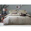 <strong>Buttons Stripe 7 Piece Duvet Cover Set</strong> by Malibu