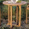 Essex Teak Outdoor Bar Table