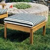 <strong>Kingsley Bate</strong> Nantucket Outdoor Ottoman