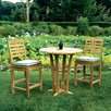 <strong>Mandalay Outdoor Bar Table</strong> by Kingsley Bate