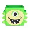 Nuby Monster Folding Toy Storage Bin