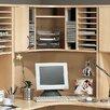 "Wildon Home ® 600 Series 42.25"" H x 40.25"" W Desk Corner Hutch"
