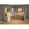 "<strong>Wildon Home ®</strong> 600 Series 42.25"" H x 40.25"" W Desk Corner Hutch"