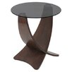 LumiSource Criss Cross End Table