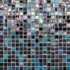 "Daltile City Lights 1/2"" x 1/2"" Glass Frosted Mosaic in Las Vegas"
