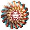 Iron Stop Designer Sun Wind Spinner