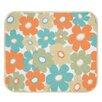 InterDesign Floral iDry Kitchen Mat