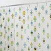 InterDesign Robotz Shower Curtain