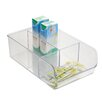 InterDesign Linus 3 Section Organizer Bin