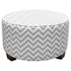 Skyline Furniture Zig Zag Ottoman