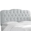 <strong>Shantung Upholstered Headboard</strong> by Skyline Furniture