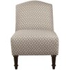 <strong>Skyline Furniture</strong> Clover Camel Back Side Chair