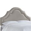 <strong>Skyline Furniture</strong> Napa Cotton Upholstered Headboard