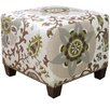 <strong>Silsila Nail Button Ottoman</strong> by Skyline Furniture