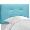 <strong>Micro-Suede Upholstered Headboard</strong> by Skyline Furniture