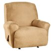 <strong>Stretch Leather Recliner Slipcover</strong> by Sure-Fit