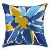 Trina Turk Bellflower Embroidered Pillow