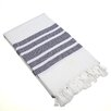 <strong>Linum Home Textiles</strong> Herringbone 100% Turkish Cotton Pestemal/Fouta Bath Towel