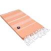 Linum Home Textiles Lucky 100% Turkish Cotton Pestemal/Fouta Beach Towel