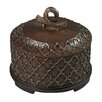 Sterling Industries Moorish Carved Box