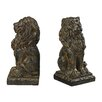Sterling Industries Lion Book Ends (Set of 2)