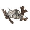 Sterling Industries Conch Shell Sculpture On Branch