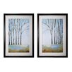 <strong>Sterling Industries</strong> The Day His Heart Returned and What Love Is 2 Piece Framed Painting Print Set