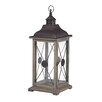 <strong>Wooden Lantern</strong> by Sterling Industries