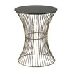 Sterling Industries Thurcott Curved Drum Table