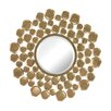 Sterling Industries Gold Leaf Mirror