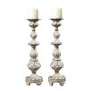 Sterling Industries Composite Candle Holder (Set of 2)