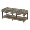 Sterling Industries Luxe Wood Bench