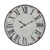 """Sterling Industries Oversized 23.6"""" Roman Numeral Printed Wall Clock"""
