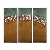 Sterling Industries 3 Piece Hollingworth Abstract Landscape Wall Décor Set