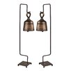 <strong>Sterling Industries</strong> Celeste Decorative Bell (Set of 2)