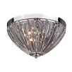 <strong>3 Light Semi-Flush Mount</strong> by Sterling Industries